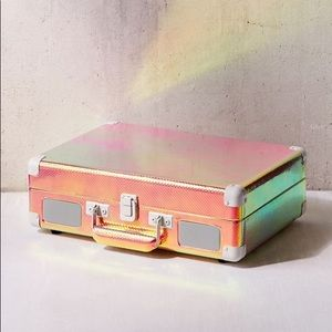 Holographic Crosley Record Player